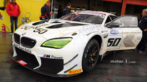 BMW M6 GT3 #50 Alex Zanardi, BMW Team Italia