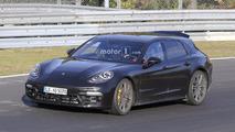 2018 Porsche Panamera Sport Turismo spy photos