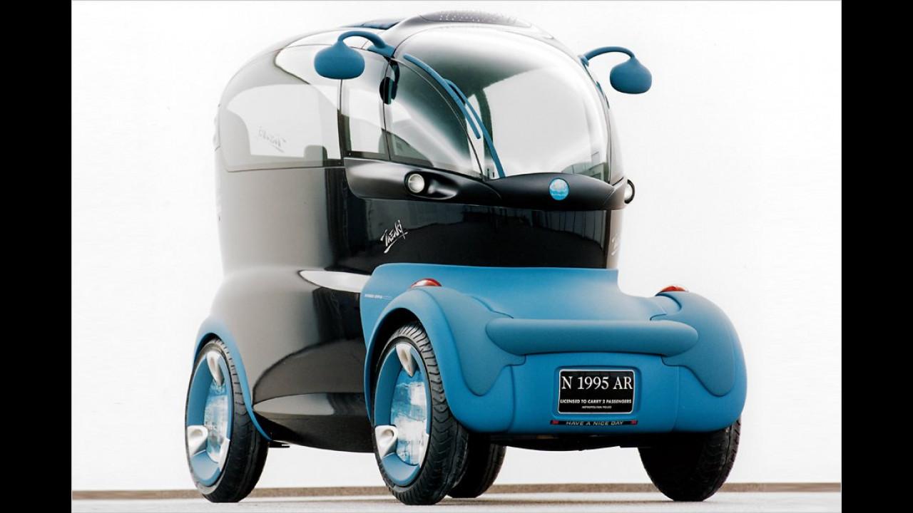 Mazda London-Taxi (1993)