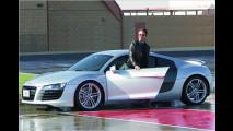 Audi R8 in
