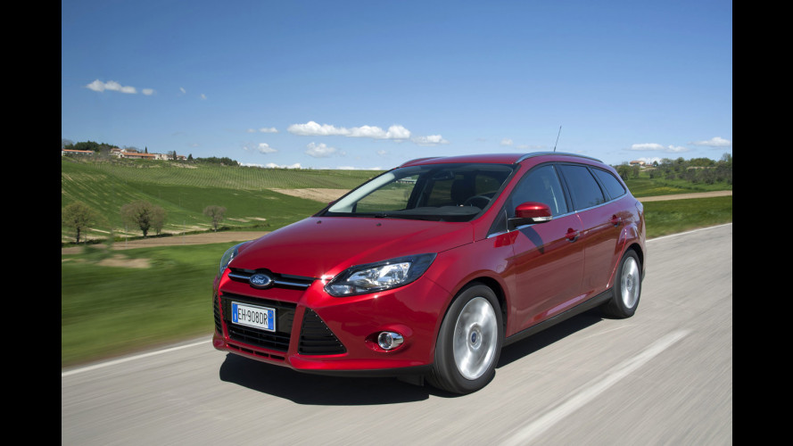 Nuova Ford Focus Wagon