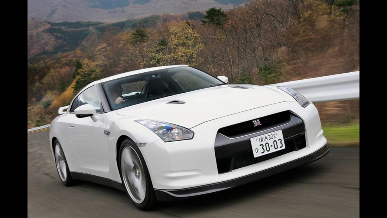 Nissan GT Academy: lezioni di guida