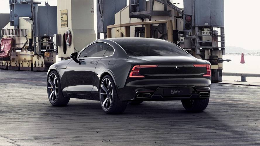 Polestar 1 Coupe Might Cost Up To $177,000