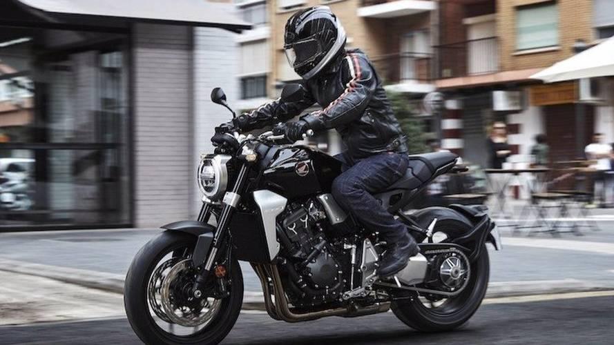 Nova Honda CB1000R muda radicalmente de estilo
