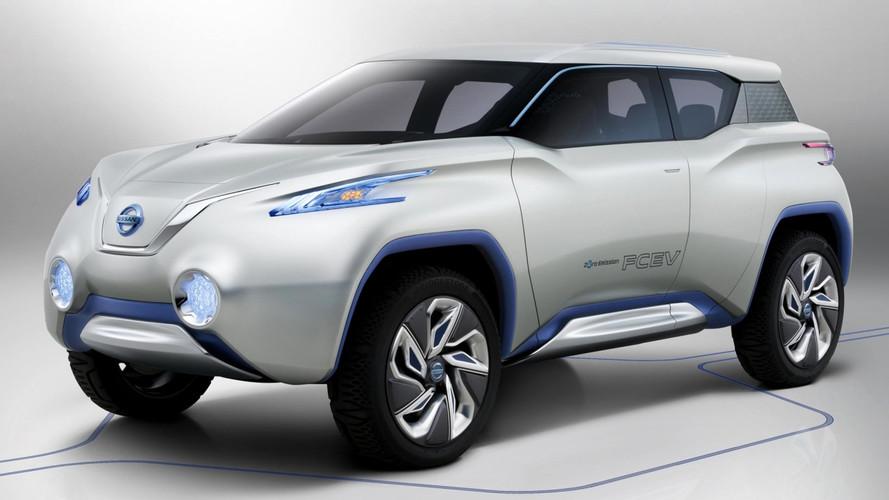 Nissan apresentará versão SUV do elétrico Leaf no Salão de Tóquio