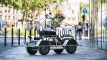 Mercedes-Benz Moovel Autonomous Lab