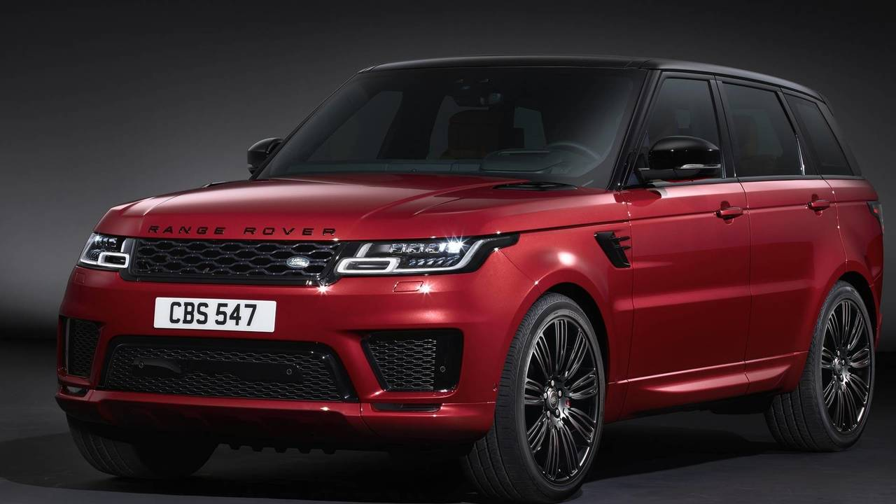 range rover sport et svr le cru 2018 volue par petites touches. Black Bedroom Furniture Sets. Home Design Ideas