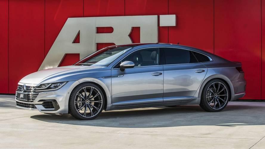 336 lóerővel hagyta el az ABT műhelyét a Volkswagen Arteon