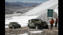 Jeep Wrangler: mai così in alto
