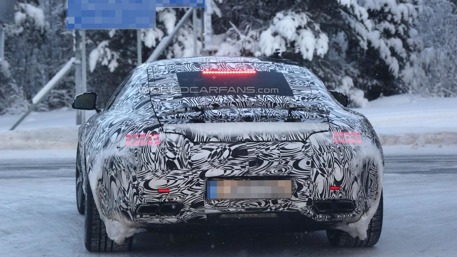 Mercedes-Benz AMG GT to be revealed in September, public debut in Paris a month later - report