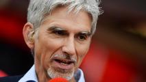 Damon Hill Sky Sports Presenter 08.06.2013 Canadian Grand Prix