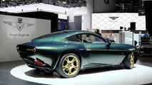 Touring Superleggera Alfa Romeo Disco Volante in Geneva