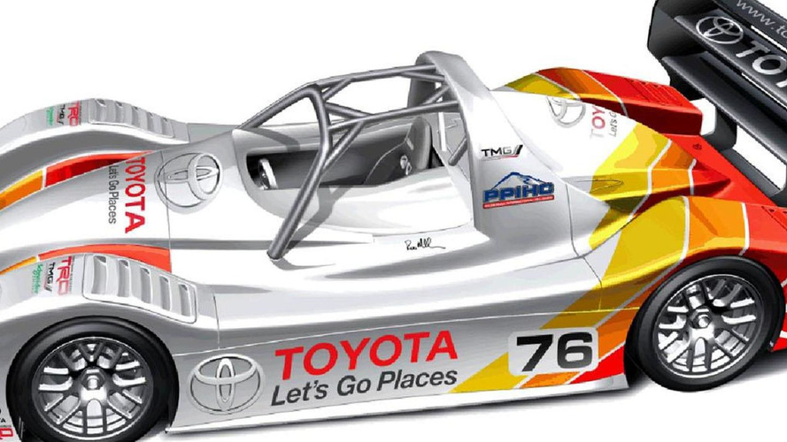 Toyota Motorsport GmbH announces an upgraded EV P002 for Pikes Peak