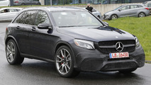 2017 Mercedes-AMG GLC 63 spy photos