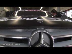 2012 Mercedes-Benz C-Coupe AMG DTM - 2011 Frankfurt Motor Show Video