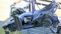 Koenigsegg One:1 accidentée