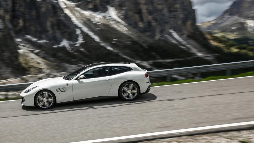2017 Ferrari GTC4Lusso: İlk Sürüş