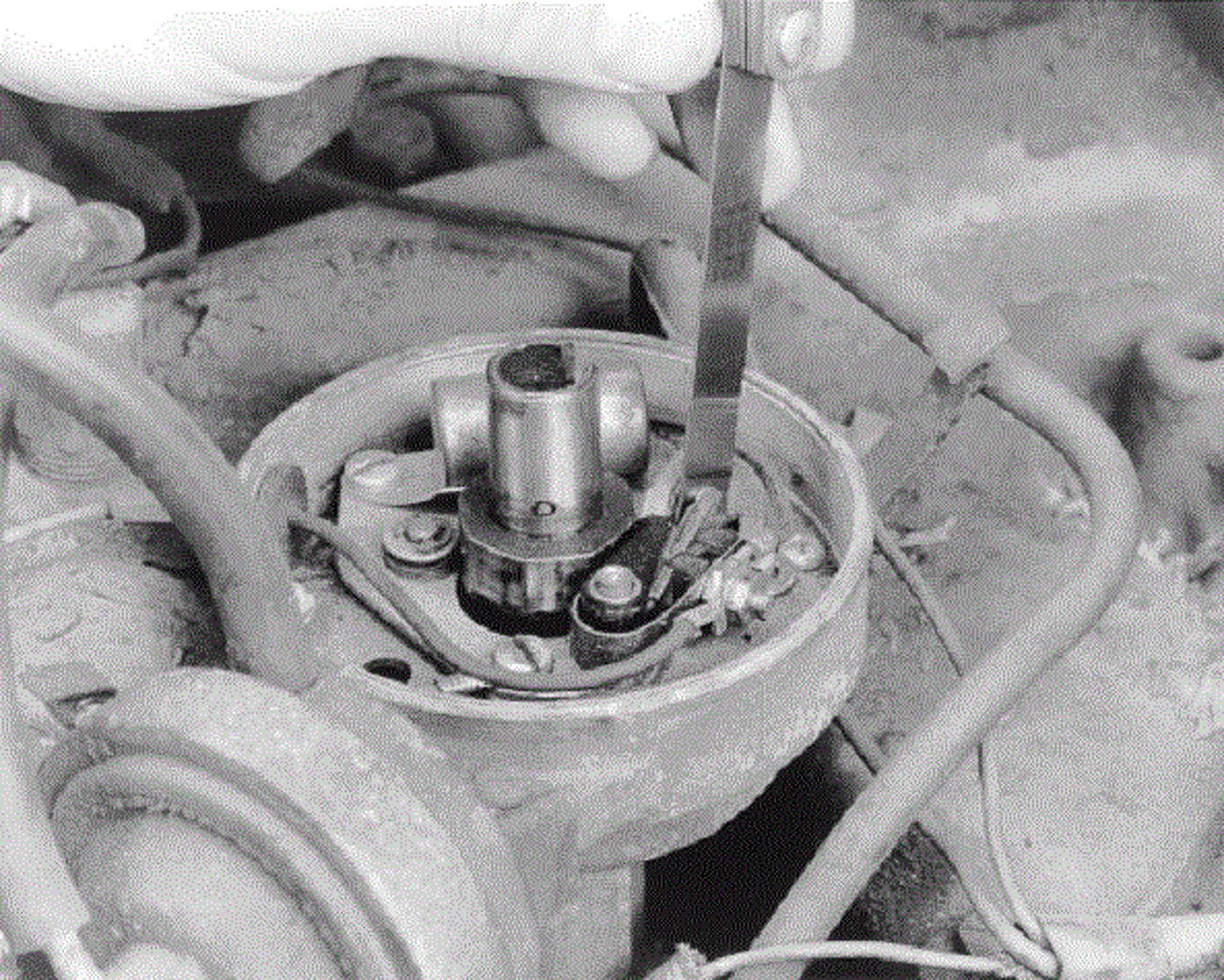 The Lost Art of Setting Ignition Points