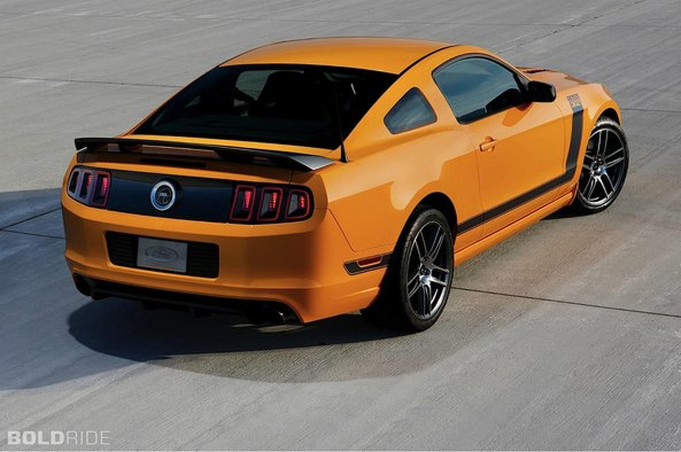 Ford Killing off Boss 302 in 2014