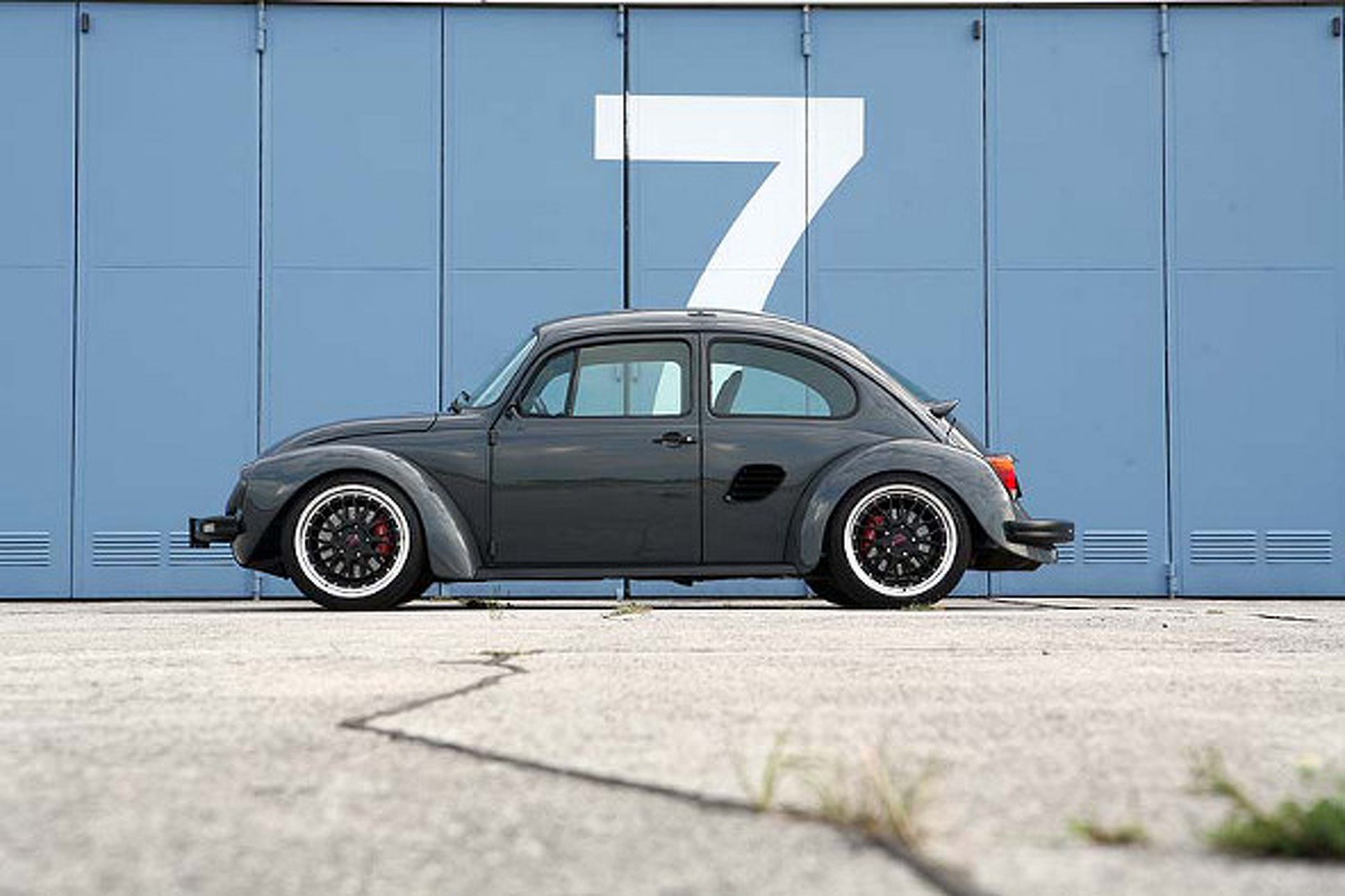 """Super"" Super Beetle a.k.a. ""The German Look"""