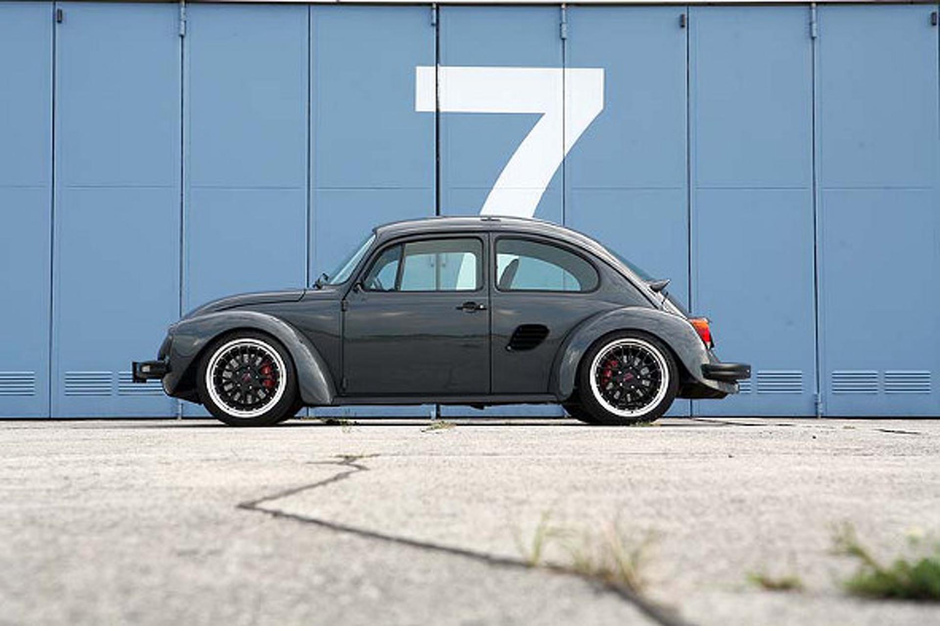 """""""Super"""" Super Beetle a.k.a. """"The German Look"""""""