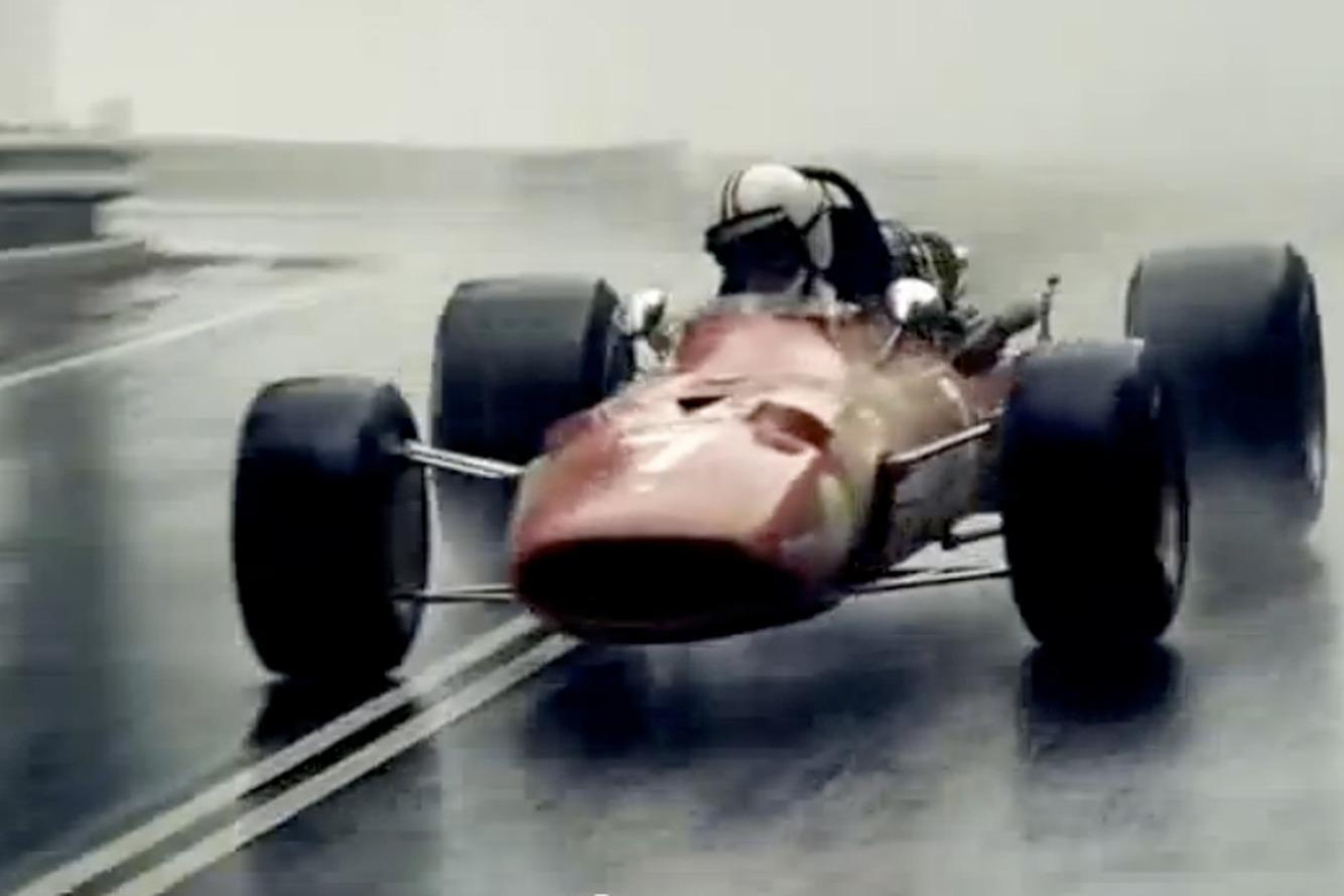 Shell Ferrari F1 Ad Gives Us V8 Nostalgia: Throwback Thursday