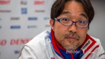 Toyota Racing motorsport development manager Hisatake Murata