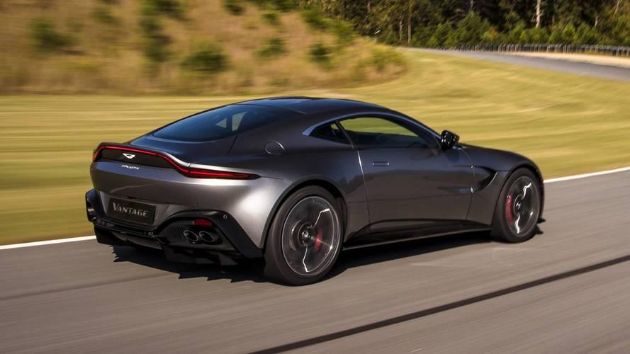 Biztosan nem érkezik plug-in hibrid modell az Aston Martintól