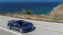 Bugatti Chiron at The Quail