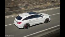 Mercedes-AMG CLA 45 AMG Shooting Brake