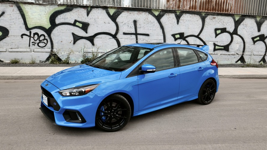Review: 2016 Ford Focus RS