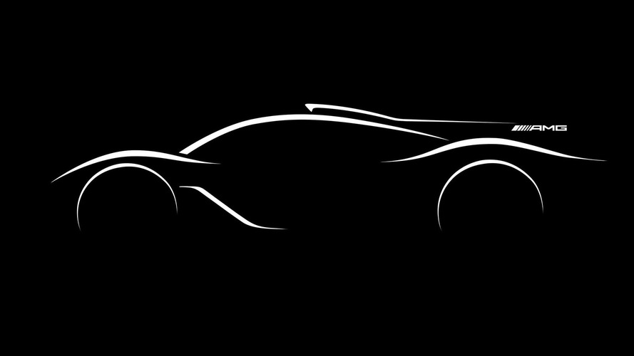New AMG Project One hypercar details: 11K rpm, 50K km engine life