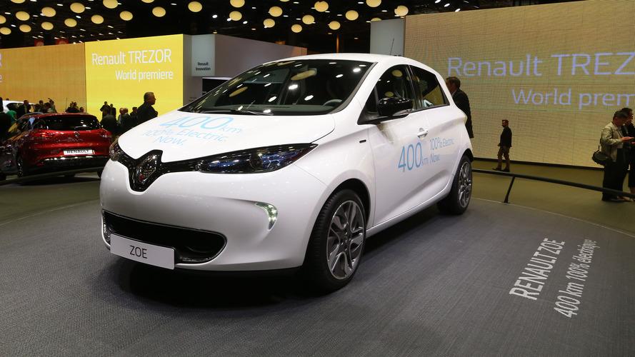 Renault, Cenevre Otomobil Fuarı için bir EV sürprizi olduğunu duyurdu