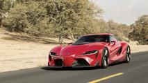 Toyota Supra Generációk és az FT-1