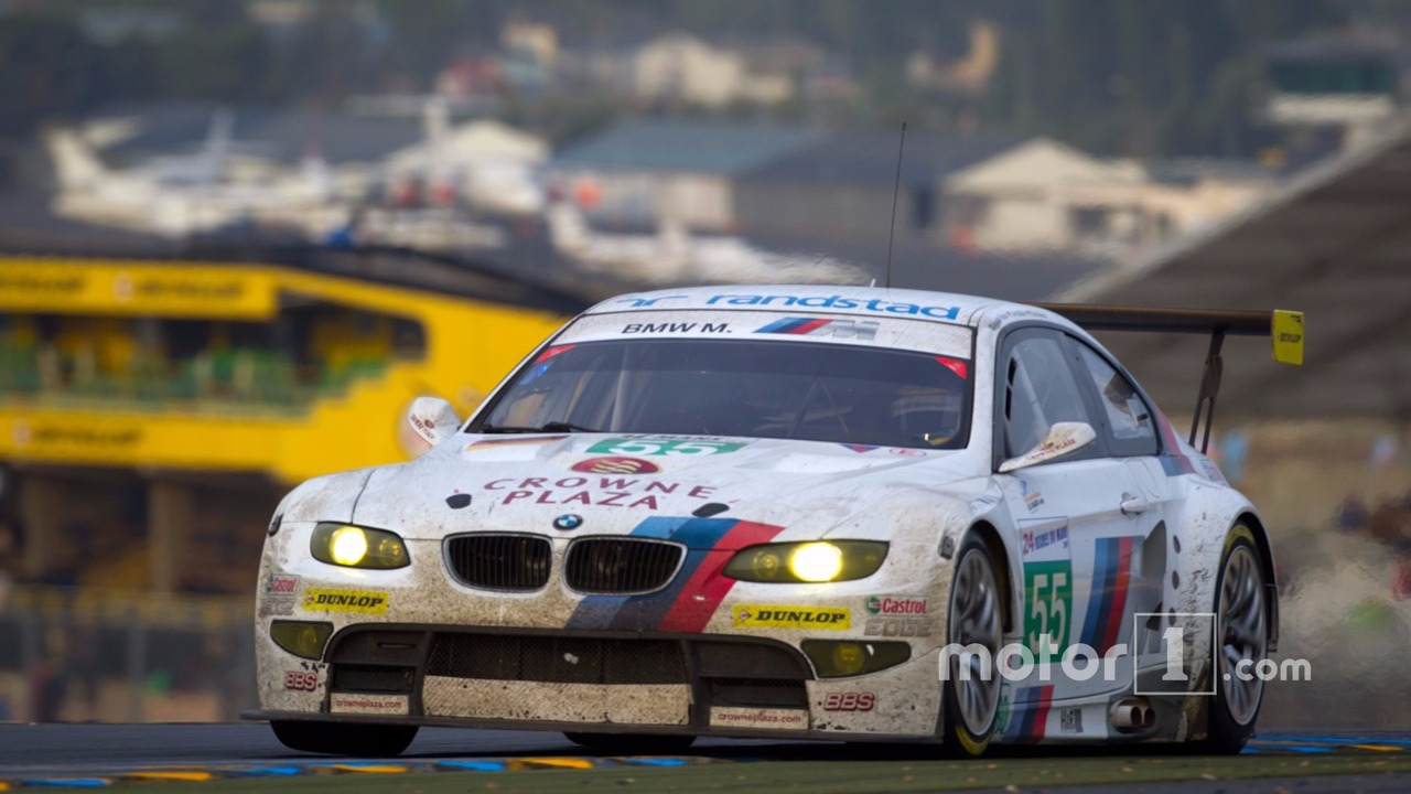 #55 BMW Motorsport BMW M3 GT: Augusto Farfus Jr., Jörg Muller, Dirk Werner