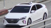 Hyundai Ioniq spy photo