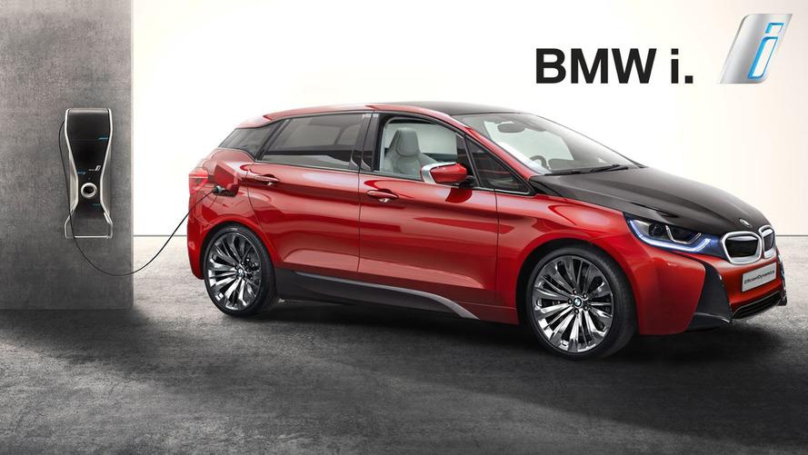 BMW i5 400 kilometre menzile sahip olacak