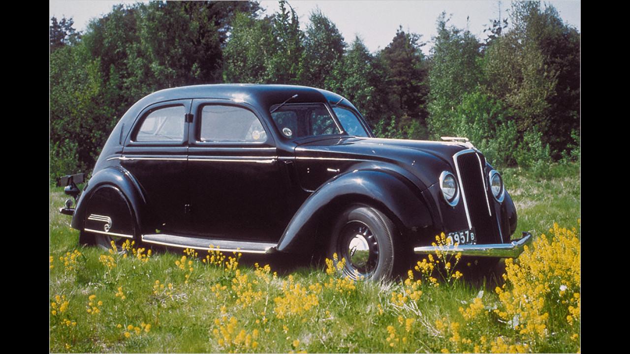 Volvo PV36 ,Carioca
