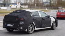 2018 Hyundai i30 Fastback Casus Fotoğrafları