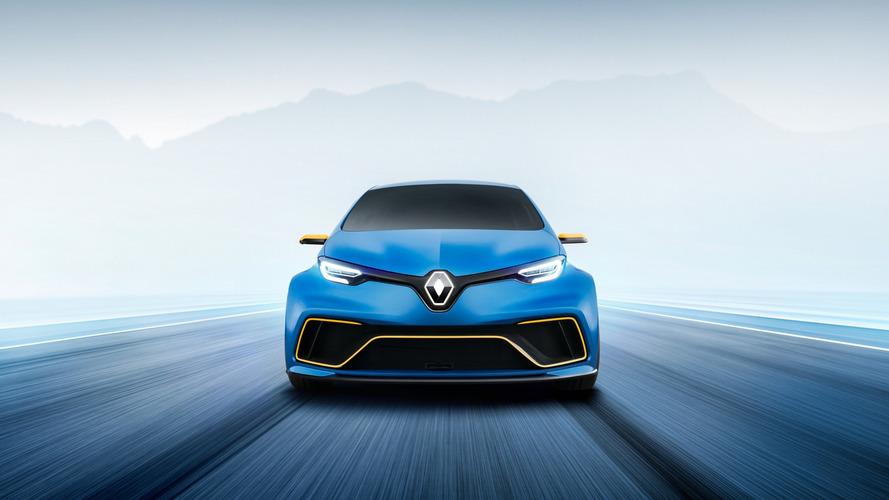 Renault ZOE e-Sport Concept 2017, una