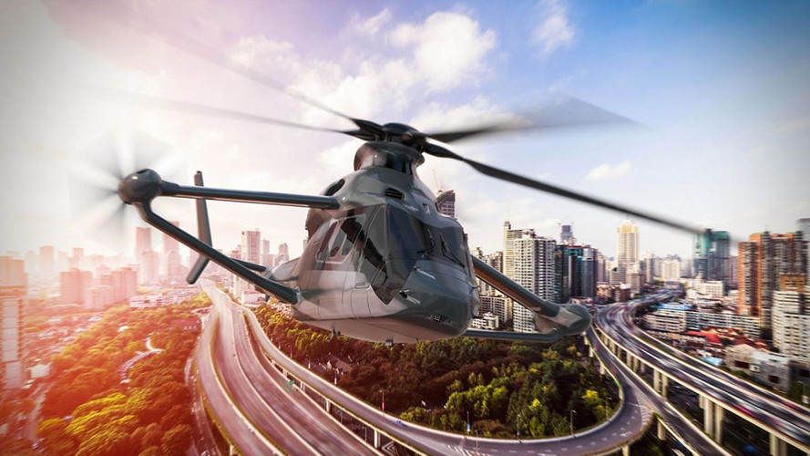 Airbus Racer Concept Is The Supercar Of Helicopters