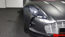 2011 Aston Martin One-77 Q-Series