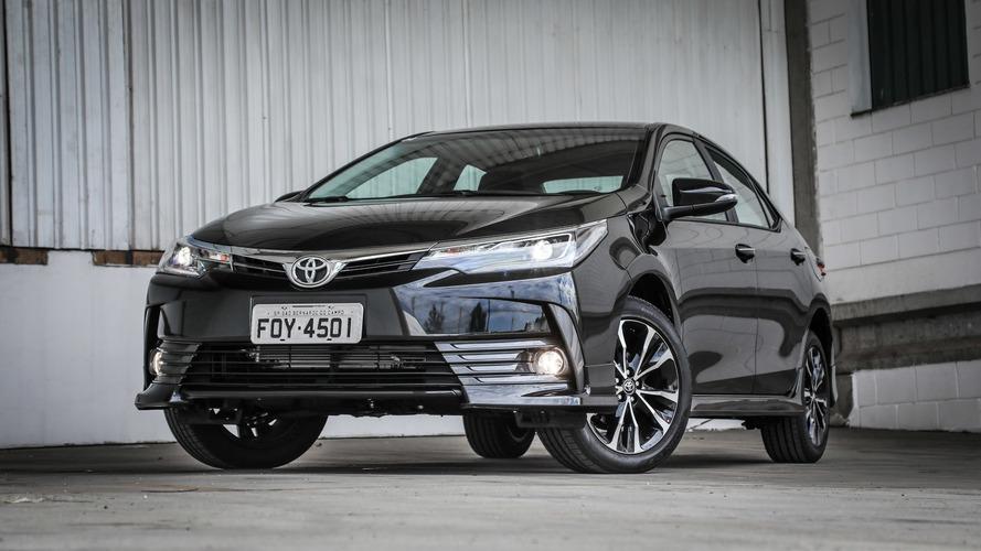 Sedãs médios em maio – Corolla mais do que dobra vendas do Civic