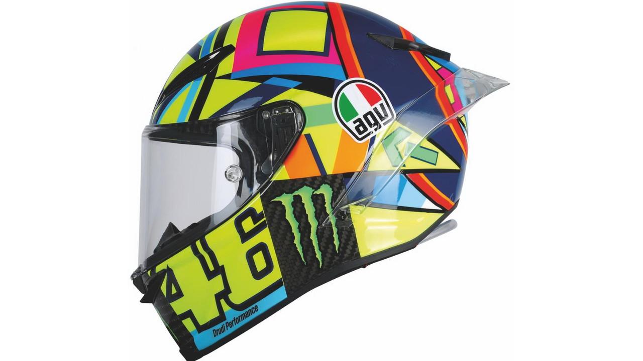 AGV PISTA GP R