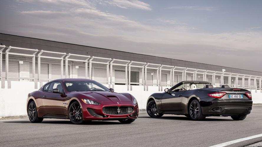 60 aniversario del Maserati 3500 GT