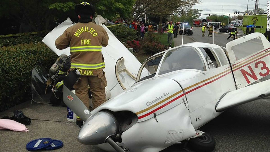 Avion Crash