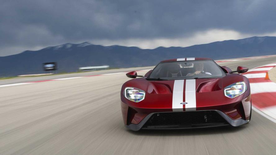 Plus de puissance de calcul qu'un avion de chasse sur la Ford GT !