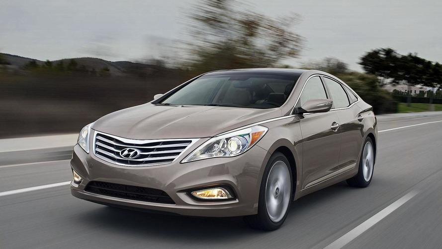 2012 Hyundai Azera ups the luxury game in Los Angeles [videos]