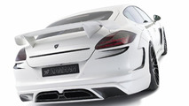 Porsche Panamera wide-body kit by Hamann 15.09.2011