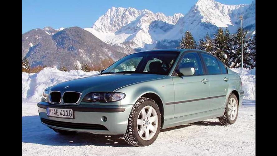 BMW 316i: Einstieg in die komfortable Sportlichkeit von BMW